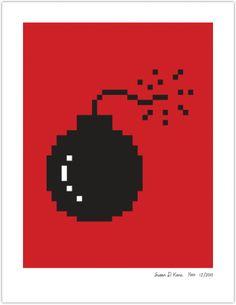 Prints of Orignal Macintosh Icons by Susan Kare Apple Images, Scott Hansen, Computer Icon, Poster Design, Sign Printing, Pictogram, Limited Edition Prints, Custom Art, Graphic Design Illustration