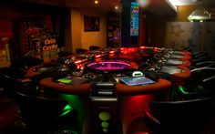 Ruleta Organic Twins Queen Of The Game, Bratislava, Poker Table, Home Decor, Poker Table Top, Interior Design, Home Interiors, Decoration Home, Interior Decorating