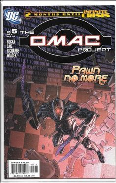 THE OMAC PROJECT #5
