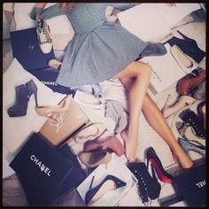 Shopping love