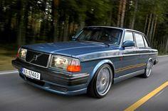 Volvo 240... Classic.