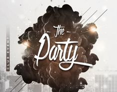 The Party is premium psd flyer template to use for your next event or party. This flyer is suitable for any event, club, dj party, fashion or other business purposes. Htc Wallpaper, Dj Party, Psd Flyer Templates, Club Parties, Neon Signs