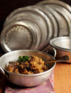 Ribbon & Circus: Beef Rendang. A complex Malaysian recipe that's really worth cooking.
