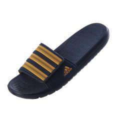 Lo último en calzado acuático las Sandalias Alquo Vario de Adidas vienen equipadas con materiales repelentes al agua y diseño ajustable perfectas para su uso en la regadera, alberca o playa.