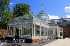 The Conservatory at the Horniman museum London