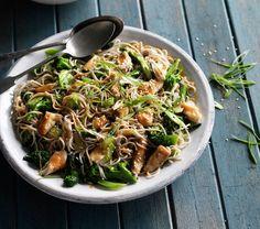 Miso barramundi with soba noodles recipe : SBS Food