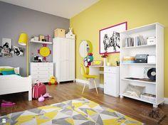 Lemon juice - zdjęcie od Pracownia projektowa: Living by Design - sztuka tworzenia przestrzeni - Pokój dziecka - Styl Nowoczesny - Pracownia projektowa: Living by Design - sztuka tworzenia przestrzeni