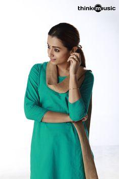 New Kurti Designs, Salwar Designs, Trisha Movies, Trisha Saree, Trisha Actress, Trisha Photos, Trisha Krishnan, Long Gown Dress, Dress Skirt
