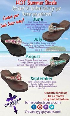 Summer Soules of the Month