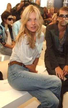 Celebrity Style - Kate Moss - monstylepin #fashion #celebrity #katemoss