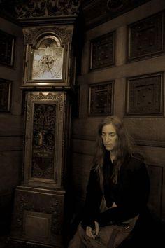 Patti Smith by Lynn Goldsmith 2011.
