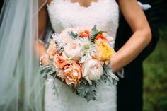 Vintage Mountain Wedding in Montana | | Photo by Cluney Photo