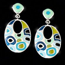 Woman's Earrings Light-Hearted Fun- Fifth Avenue Collection
