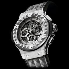 2014: Depeche Mode and Hublot – the fusion of talent and passion – to go even further for charity: water with the new Big Bang Depeche Mode Limited series made of steel (Video) HUBLOT Big Bang Depeche Mode 2014 Steel (See more at En: http://watchmobile7.com/articles/hublot-big-bang-depeche-mode-2014-steel) (2/4) #watches #hublot #depechemode @Hublot Watches