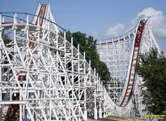 Screaming Eagle- Six Flags St.Louis