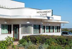 Monument Café, Georgetown, TX
