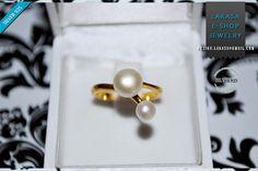 FREE Shipping #ring #freshwater #pearl #jewelry #joyas #mujer #woman #moda #sterling #silver #jewellery #bestideasgifts #forher #anniversary #ασημι #princess #princessjewellery #birthday #δαχτυλιδι #διπλο #μαργαριταρι #κοσμημα Double Freshwater Pearls Ring Sterling Silver 925 Gold plated Handmade Jewelry Χειροποιητο Δαχτυλιδι Ασημενιο 925 Επιχρυσωμενο Διπλο Μαργαριταρι Ελληνικο Χειροποιητο Κοσμημα ΔΩΡΕΑΝ εξοδα αποστολης Lakasa eShop Jewelry Fine Greek Art Email: design.lakasa@gmail.com
