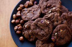 Chocolate Nutella Cookies Recipes