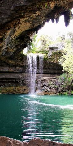 Hamilton Pool outside of Austin, Texas. 29 Surreal Places In America You Need To Visit Before You Die