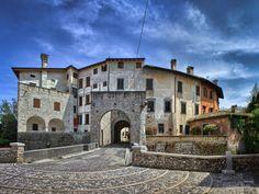 Valvasone Castello Friuli   #TuscanyAgriturismoGiratola