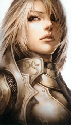 Female Character Illustration #female #character