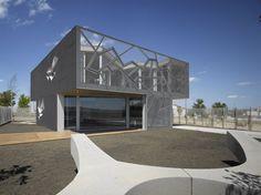 NO.MAD, Zafra-Uceda House, Zafra-Uceda House Madrid, Zafra-Uceda House NO.MAD - http://architectism.com/zafra-uceda-house-mad/
