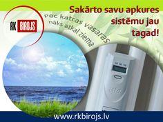 Ūdens un siltuma patēriņa automātiska attālināta datu nolasīšanas sistēma.
