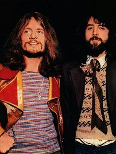 John Paul Jones and Jimmy Page, Led Zeppelin
