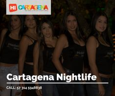 women of colombia cartagena nightlife