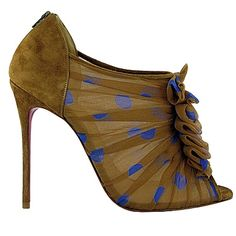 The Collection: Christian Louboutin's Autumn Winter 2011 Shoes - Jacksonville Fashion | Examiner.com