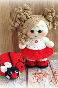#схемыамигуруми #амигуруми #вязаныеигрушки #вязанаякукла #amigurumipattern #crochetdoll #amigurumidoll Diy Crochet, Crochet Crafts, Diy Crafts, Knitted Dolls, Crochet Dolls, Amigurumi Doll, Crochet Animals, Greeting Cards Handmade, Etsy Handmade