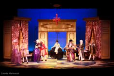 #SPCollege Theater Department's production of 'The Imaginary Invalid'