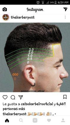 New Hair Men Barber Haircuts Ideas Hair And Beard Styles, Curly Hair Styles, Barber Haircuts, Men's Haircuts, Hair Cutting Techniques, Gents Hair Style, Trendy Mens Haircuts, Barbers Cut, Faded Hair