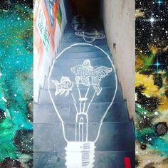 provocative-planet-pics-please.tumblr.com Arte pelo #rogermarx  #cosmos #galaxy #nebula #universe #art #studionimbus #fish #planets #et #alien by jelly.issobe https://www.instagram.com/p/_JSTKeD71R/