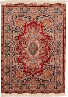 Persian Carpet, Persian Rug, Hand Knotted Rugs, Woven Rug, Rugs On Carpet, Carpets, Tabriz Rug, Iranian, Knots