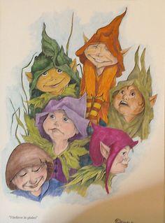 From Johanna Basfords Bookcoloured With FC Polychromos