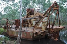 The Goldfields of Victoria