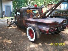 Image detail for -... Rat Rods, Rat Rod Cars, Rat Rod Trucks, Rat Rod Bikes and Old School
