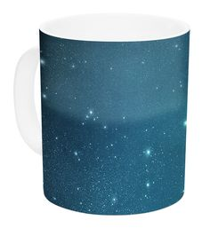 Star Light by Robin Dickinson 11 oz. Celestial Forest Ceramic Coffee Mug