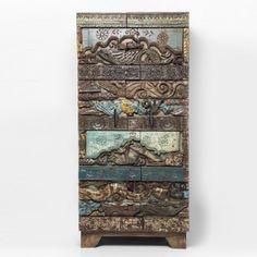armario tallado Shanti Puzzle