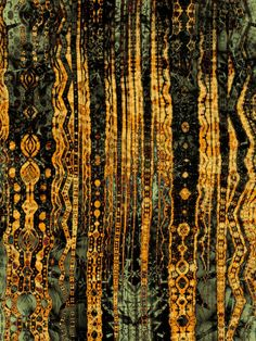 The golden Forest - Gustav Klimt