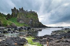 Visit Northern Ireland's Dunluce Castle