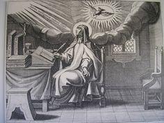 Iconografía de Santa Teresa de Jesús, tesis doctoral