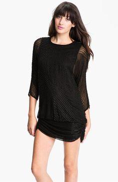 Parker Beaded Silk Dress | Nordstrom; $352
