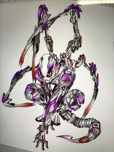 # Spider-Man #freezer #fusion
