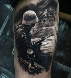 #realistictattoo #blackandgrey #ink @fusion_ink @killerinktattoo…