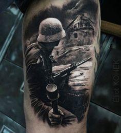 #realistictattoo #blackandgrey #ink @fusion_ink @killerinktattoo…