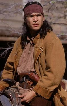 Nathaniel Arcand (born November 13, 1971) is a Native Canadian actor. He was raised in Edmonton, Alberta. He is Nēhilawē (Plains Cree), from the Alexander First Nation Reserve.