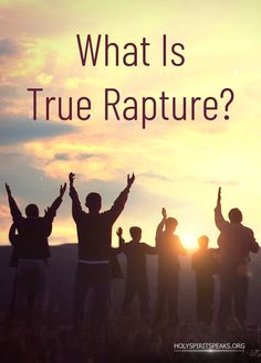 Many people think that the rapture in the Bible means being raptured in the air to meet with the Lord. Does this view accord with  God's words? Read this article to find the answer. #when_will_the_rapture_occur #when_will_the_rapture_take_place #rapture_prophecy #end_time_rapture #rapture_meaning_in_bible