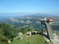 Mirador el Fitu , Asturias
